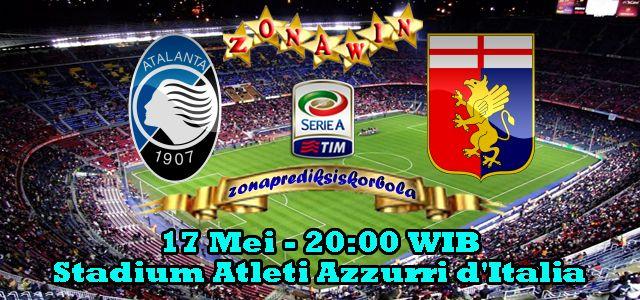 Prediksi Atalanta vs Genoa 17 Mei 2015 | Roma, Juventus ...