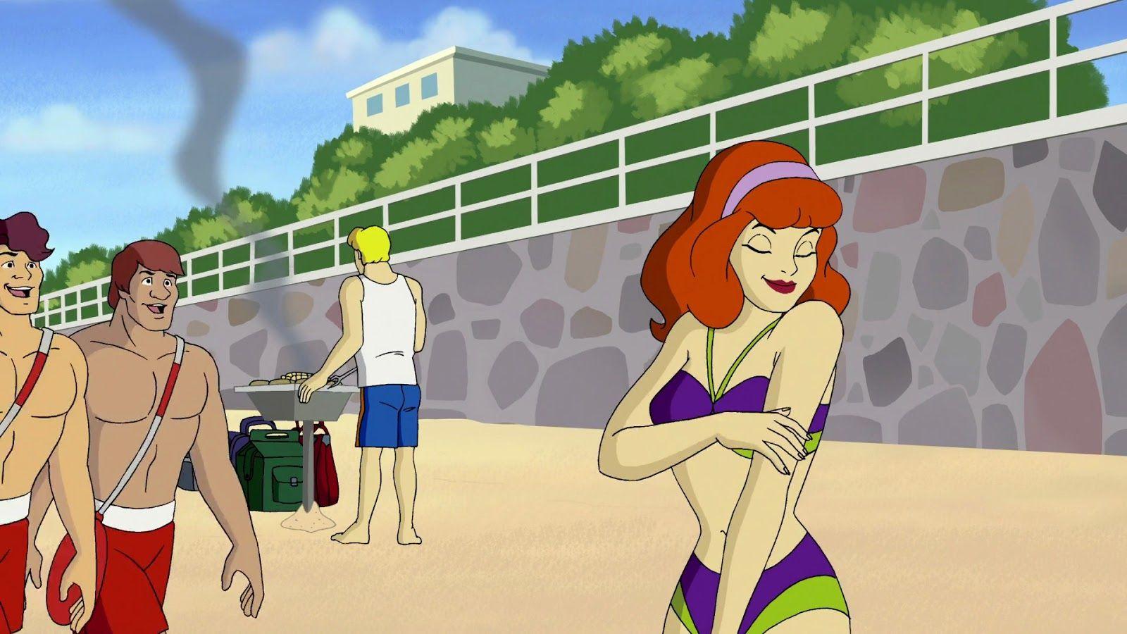 Daphne Blake Daphne Blake Bikini Daphne Blake Scooby