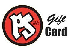 Pizza Shoppe Gift Card