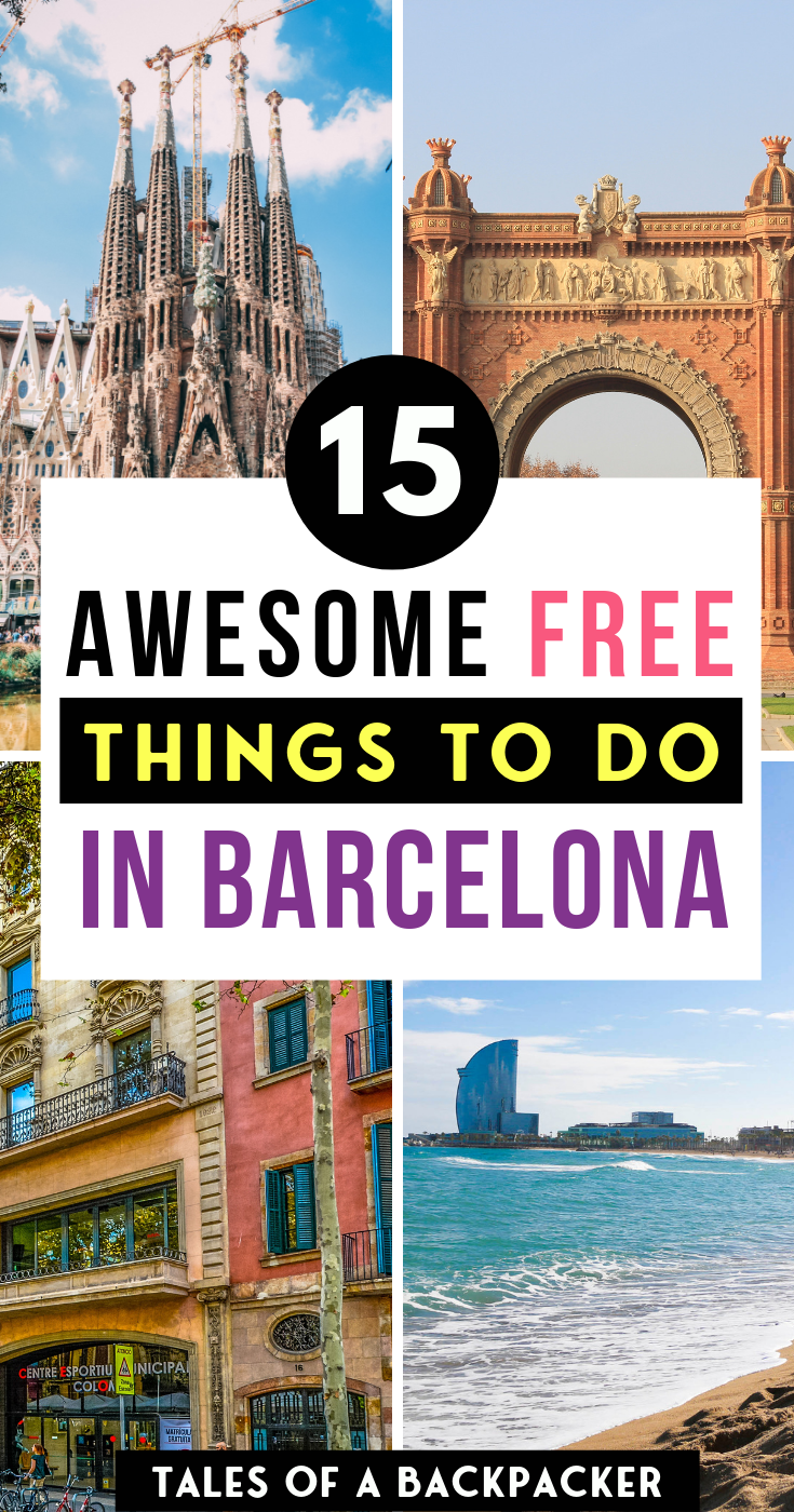 15 Free Things to Do in Barcelona
