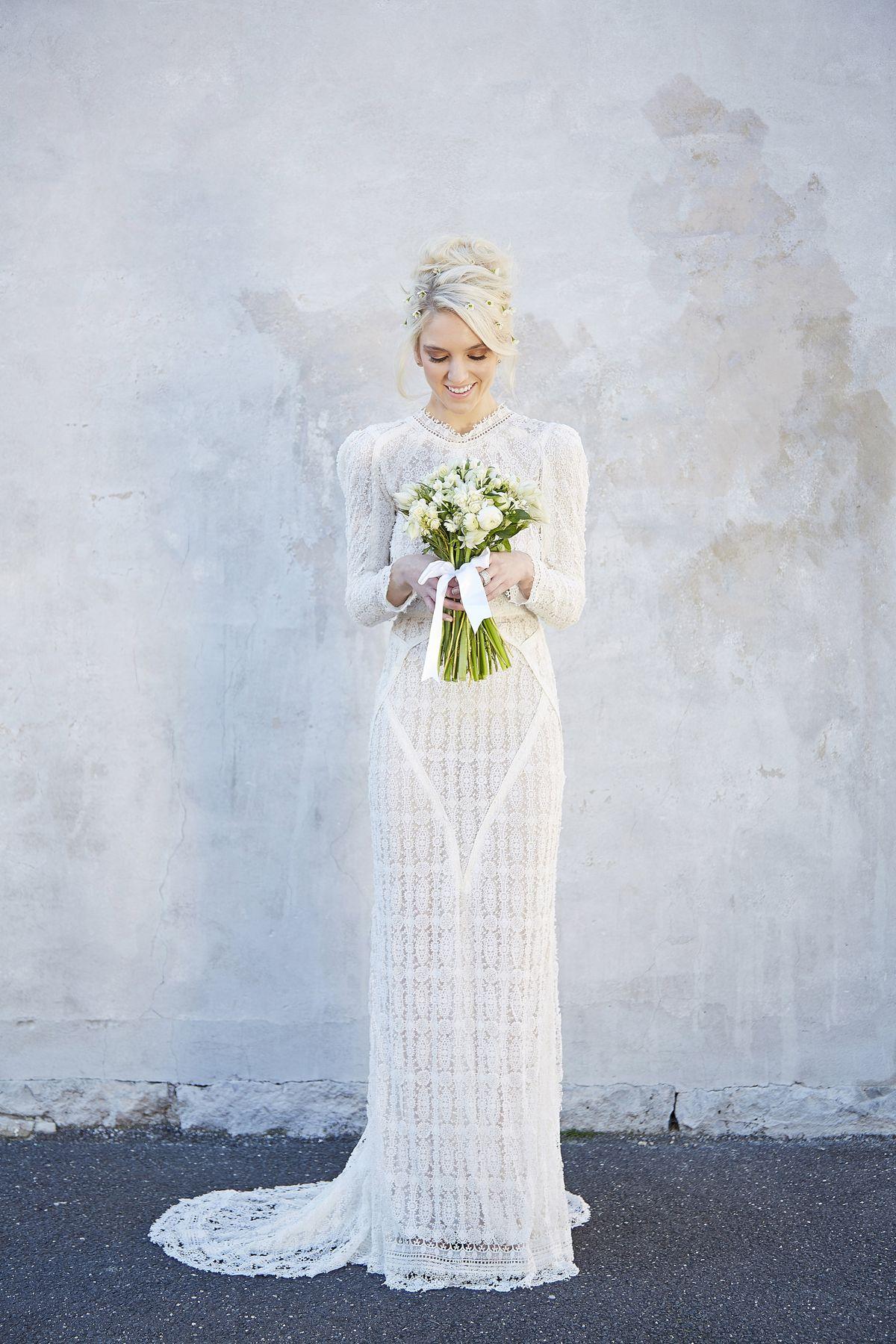 Georgia Young Couture Unique Modern Bridal Design Melbourne