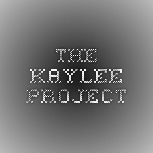 The Kaylee Project