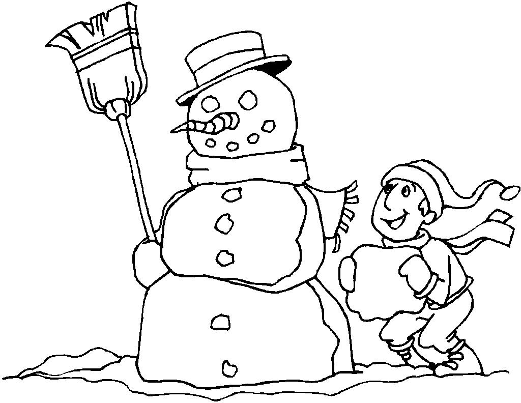 Children Christmas Coloring Book Pages 2019 Boyama Sayfalari Kardan Adam Boyama Kitaplari