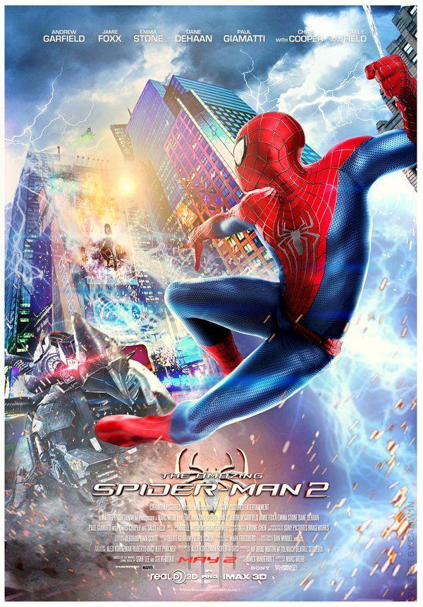Pin By David Rios On Movie Posters Spiderman Amazing Spider Spider Man 2