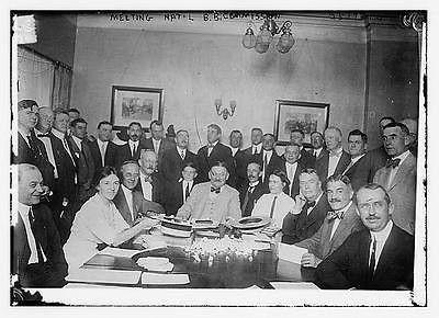 Photo of Meeting Natl B.B. Commission