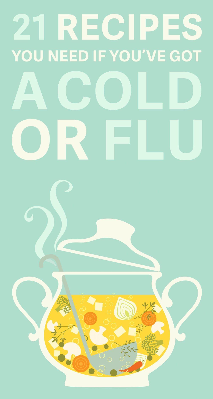 21 recipes anyone whos always sick needs sick soup