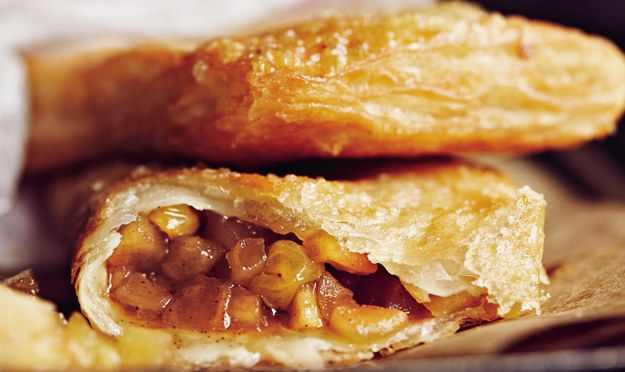 McDonald's-Style Fried Apple Pies