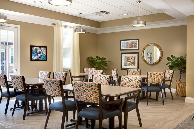 Senior Living Furniture Design Concepts, Assisted Living Furniture