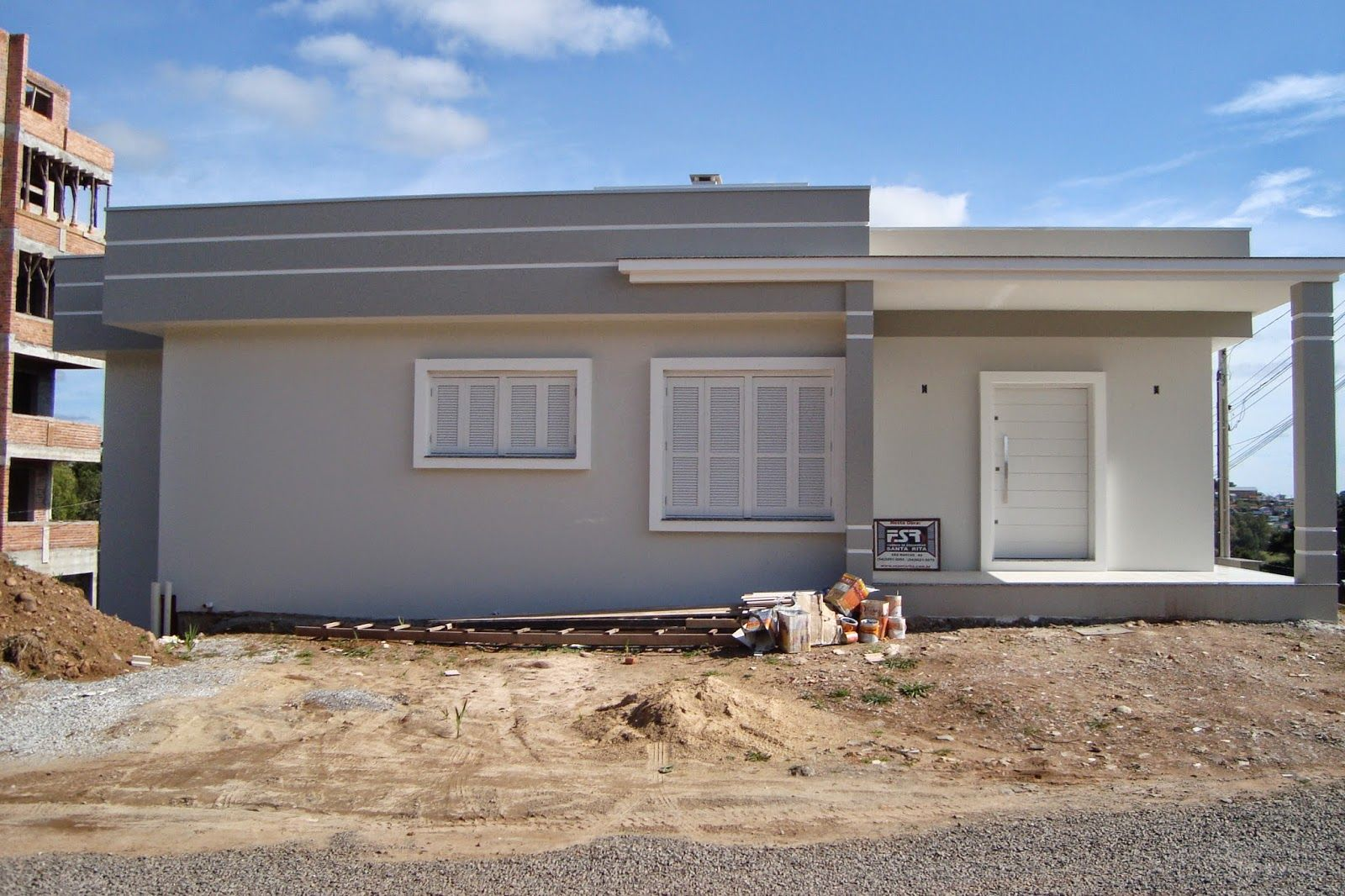 pintura externa de casas cinza Pesquisa Google Pintura