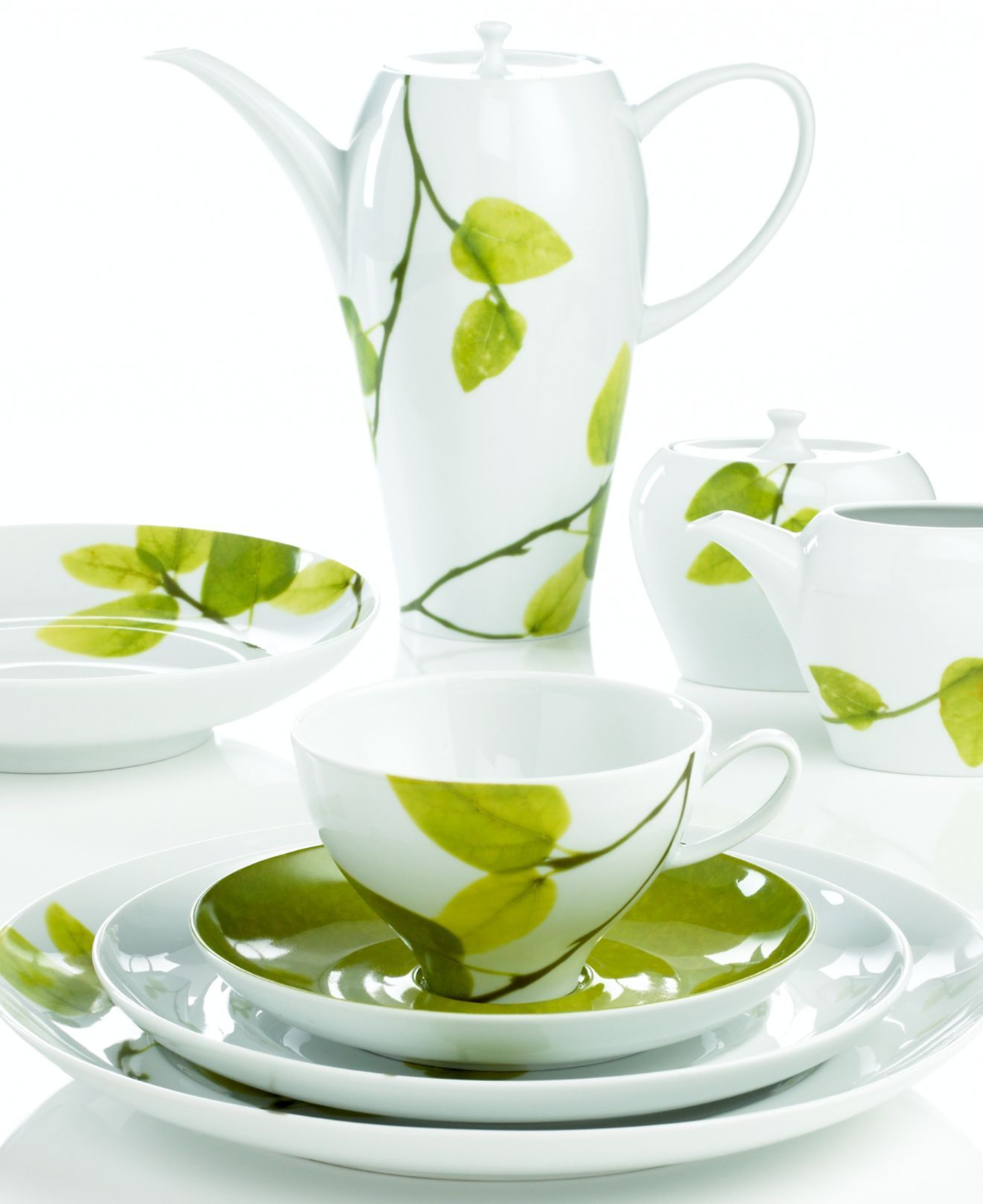 Mikasa Dinnerware Daylight Collection - Fine China - Dining \u0026 Entertaining - Macy\u0027s Bridal and  sc 1 st  Pinterest & Mikasa Dinnerware Daylight Collection - Fine China - Dining ...