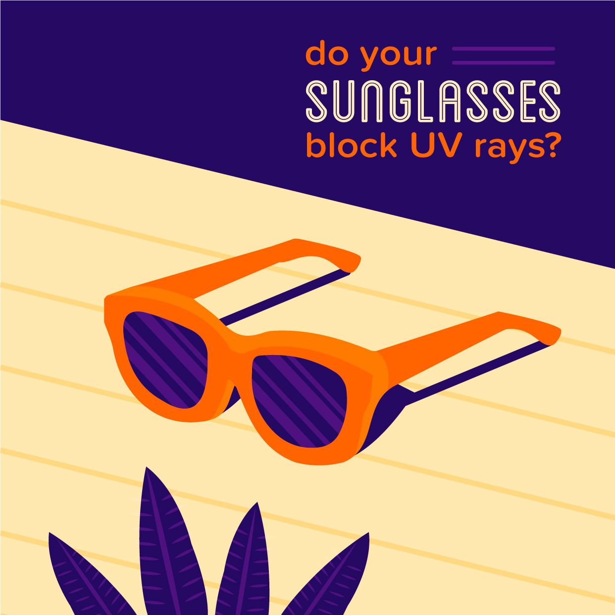 Choose The Right Sunglasses Make Sure They Block 99 To