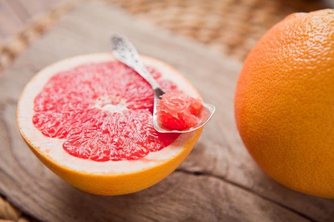 Как правильно есть грейпфрут при похудении