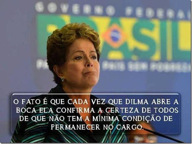 RS Notícias: O baixo nível intelectual da presidente  Dilma Rou...