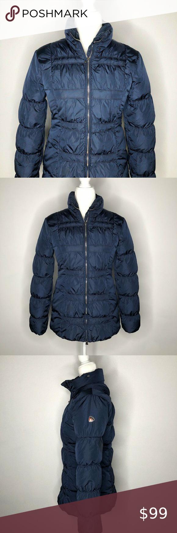 Post Card Navy Blue Pure White Down Puffer Jacket Luxury Sportswear Jackets Puffer Jackets [ 1740 x 580 Pixel ]