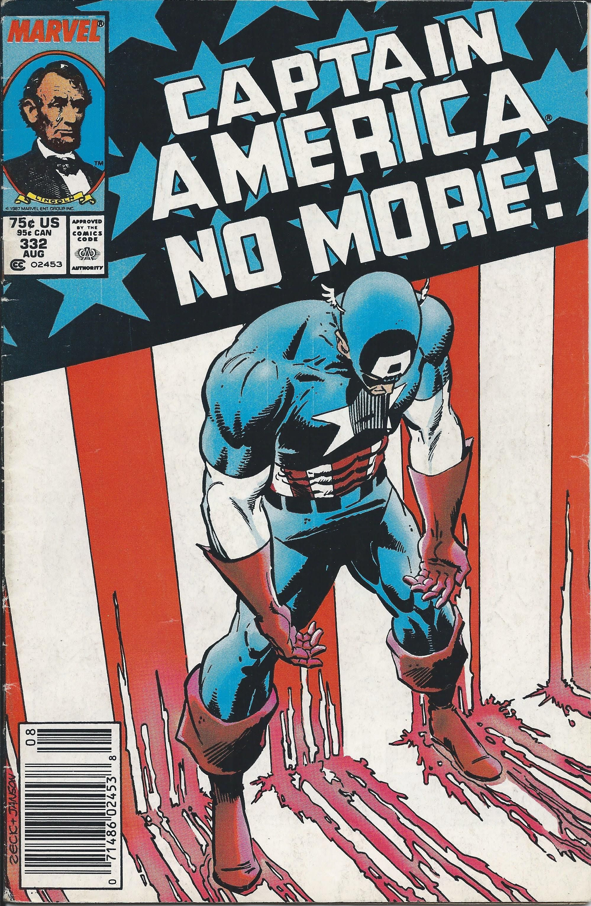 Why We Can T Do It Right Here Part Iv Captain America Comic Books Comic Book Superheroes Captain America Comic