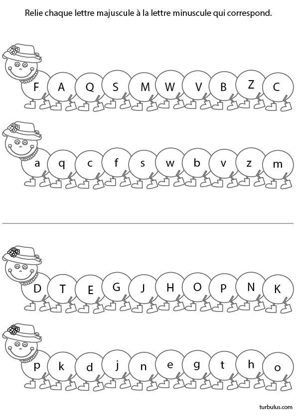 De a z abc teaching ideas pinterest minuscule cp et lettres - Z en majuscule ...