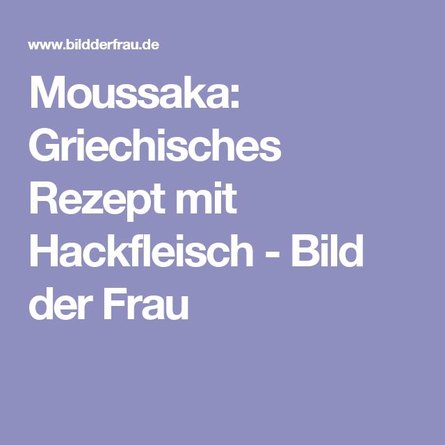 Moussaka mit Hackfleisch, Gemüse und Schafskäse: Diät-Version
