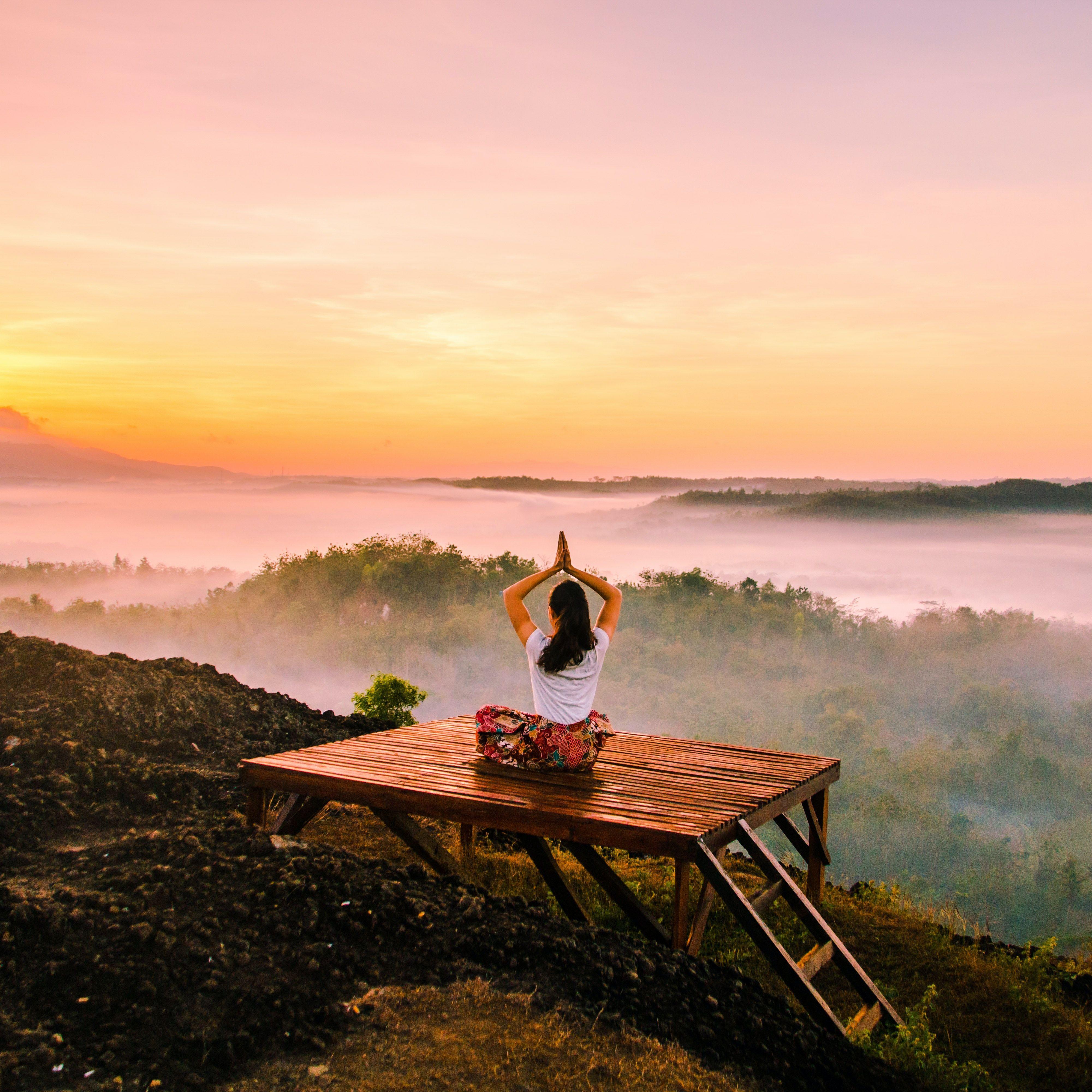 4 Easy Yoga Poses that Eliminate Stress - Nikky Handlez
