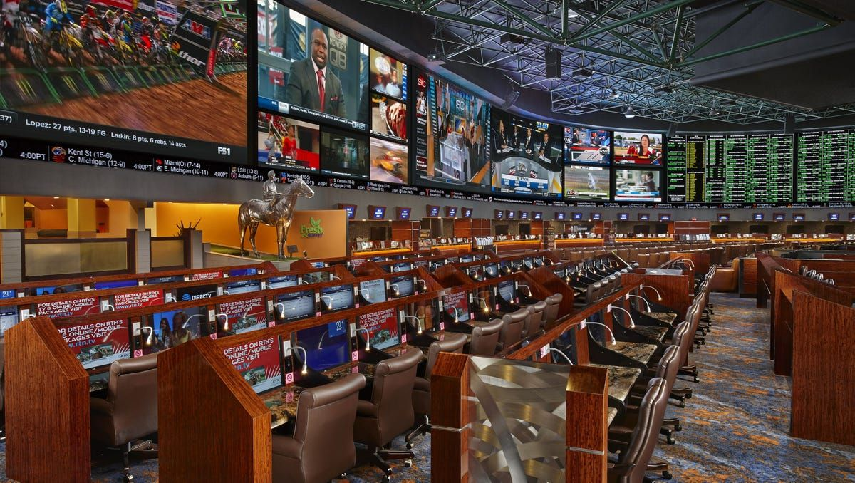 Best places to watch football in Las Vegas Westgate las
