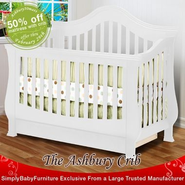 Like This Crib And It Isnu0027t Too Expensive!