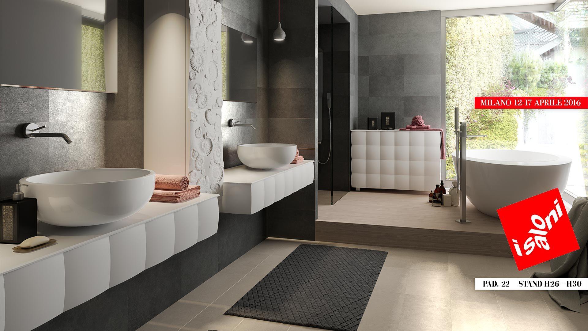 Bagno Progetto ~ Piastrelle bagno moderno texture progetti da provare