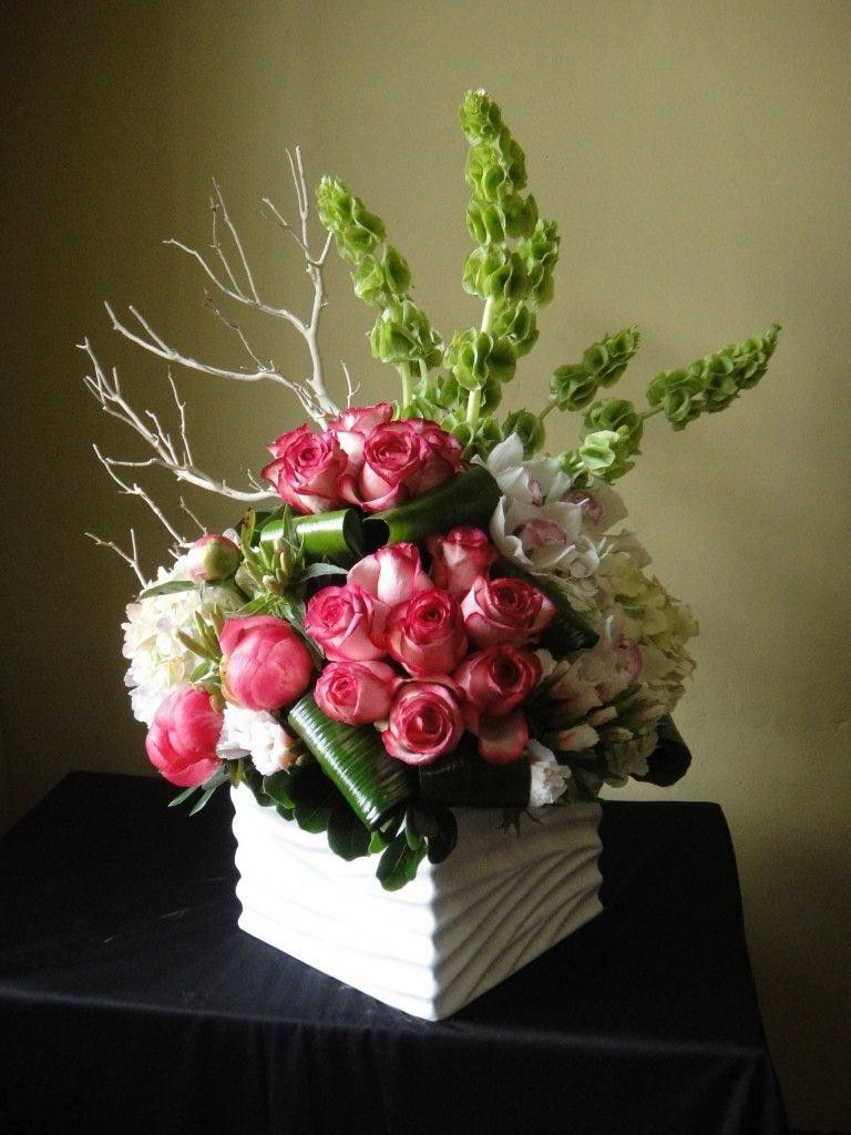 Pink Romance 54 Favoritos Floral, Modern flower