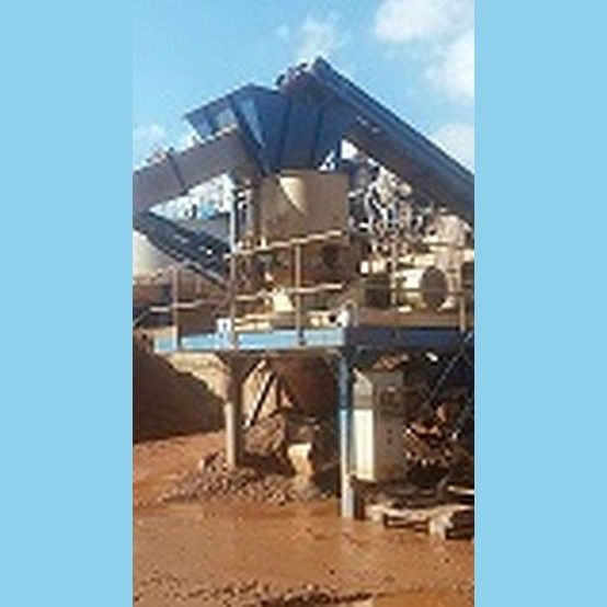 Metso Static Cone Crusher  Model: HP100  Medium hours