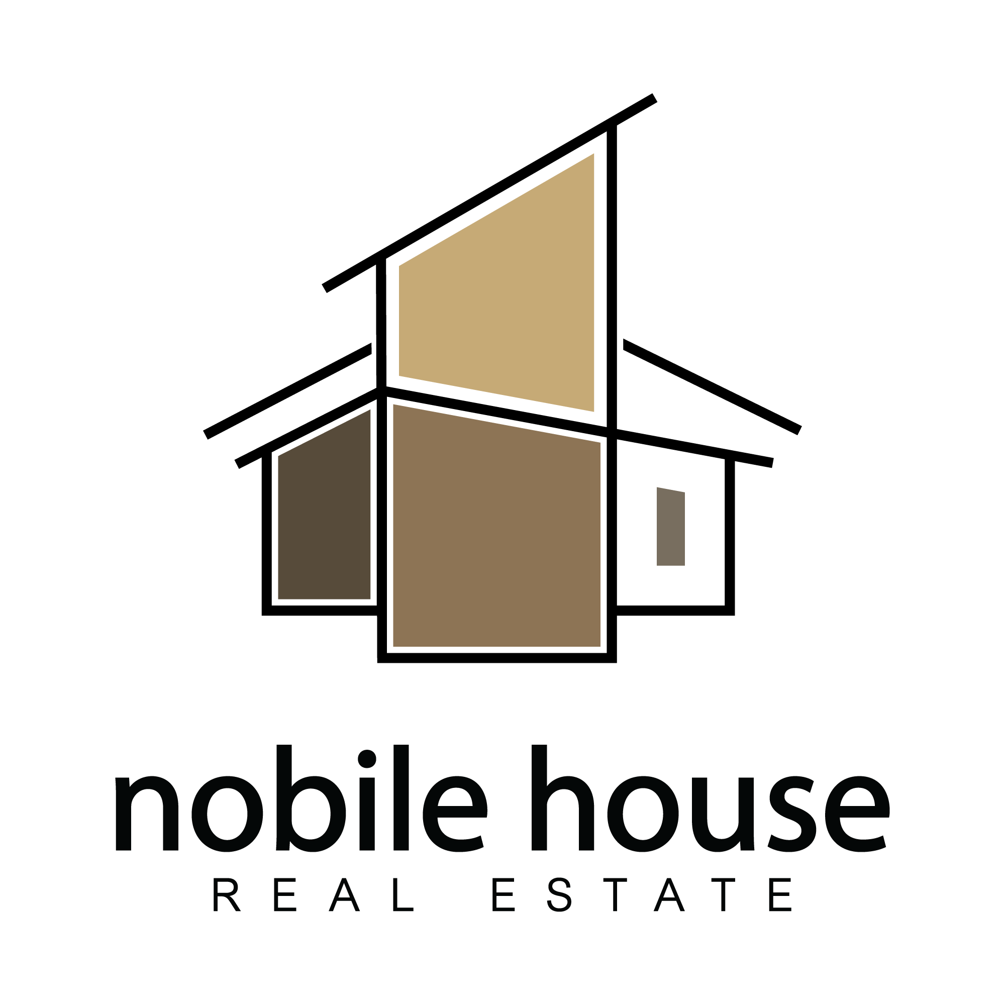 Modern and luxury house.key ideas:house, houses,building ...