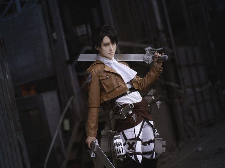 Levi(Attack on Titan) | ATO - WorldCosplay