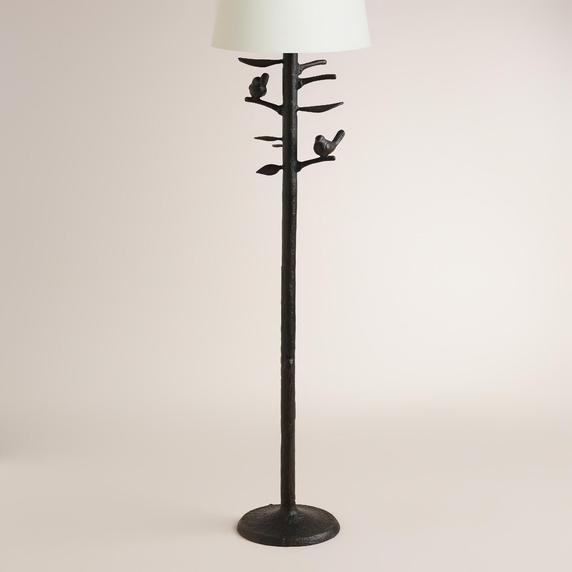 Floor Lamp Base Entrancing Woodlands Floor Lamp Base  Lamp Bases Floors And The Outdoors Inspiration Design