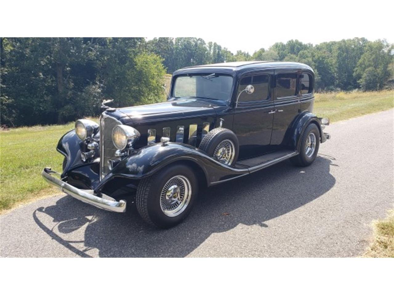 Black 1933 Buick 4Dr Sedan for sale located in Suwanee