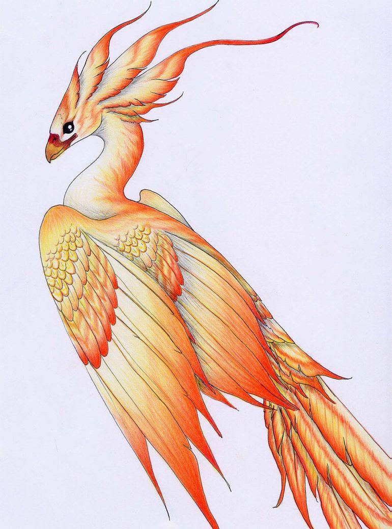 Firebird by verreaux on deviantart craft pinterest firebird