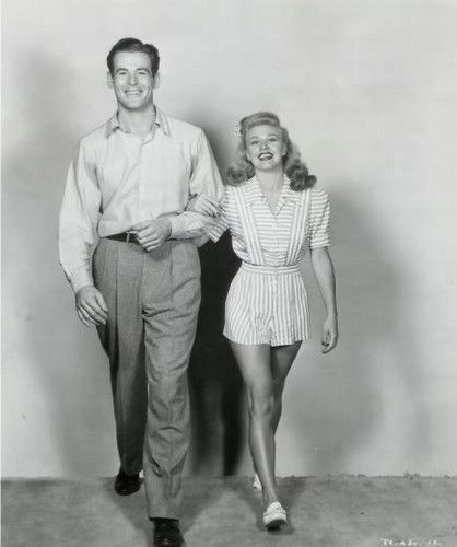 Classic Movies images Robert Ryan & Ginger Rogers  wallpaper and background photos