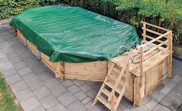 bausatz pool bausatz teiche und schwimmbecken. Black Bedroom Furniture Sets. Home Design Ideas