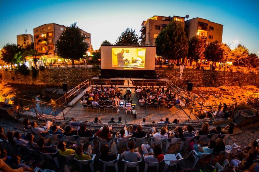 Riverbed Cinema For Dokufest In Prizren, Kosovo Outdoor Cinemas - best of sample invitation letter kosovo