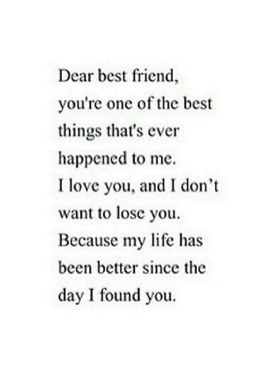 So True So True Best Friend Quotes Friendship Quotes Dear