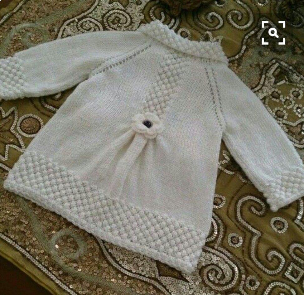 Pin von Marion Firman auf Babies | Pinterest | Baby jacke, Stricken ...