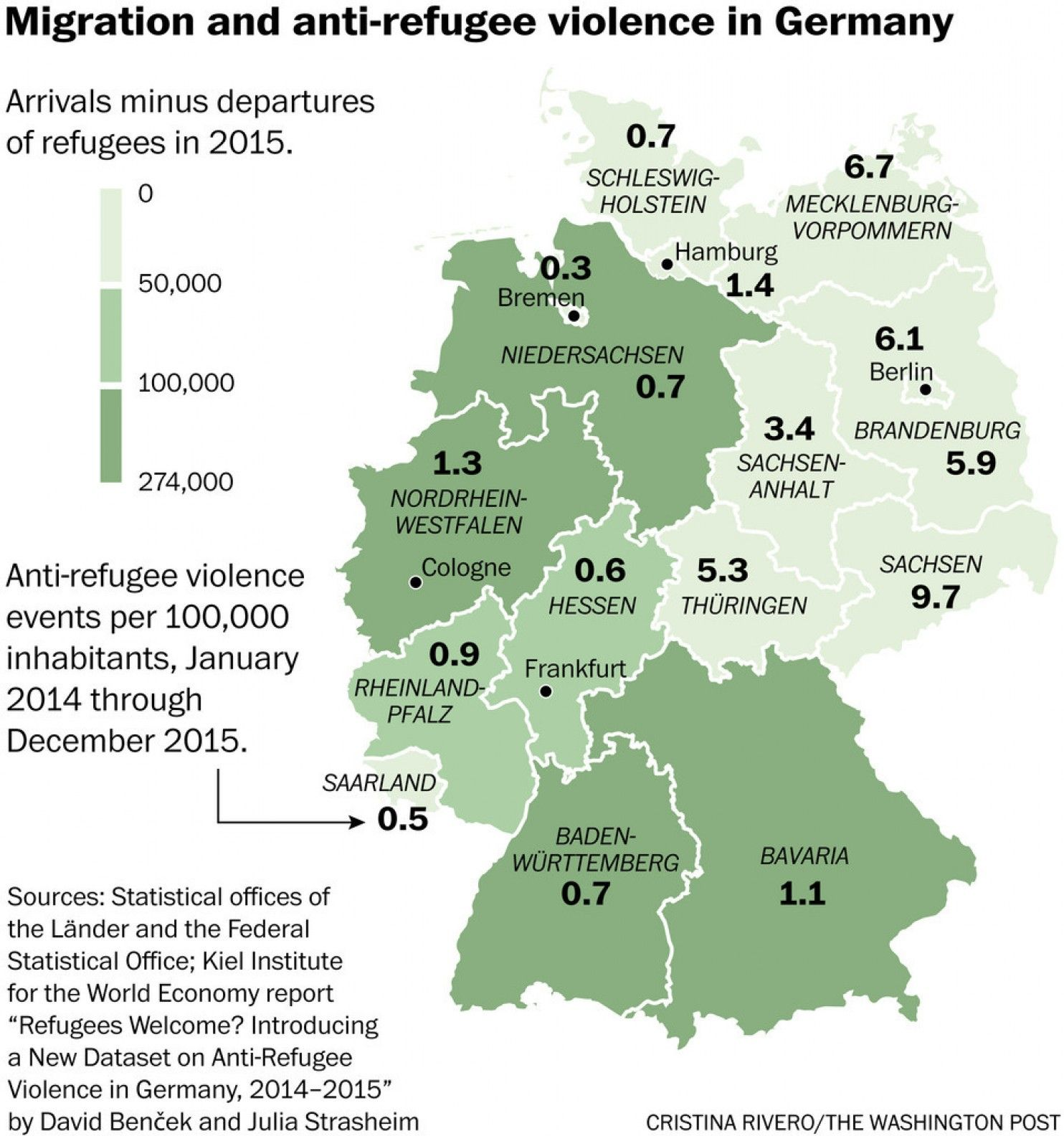 Germany Reunified 26 Years Ago But Some Divisions Are