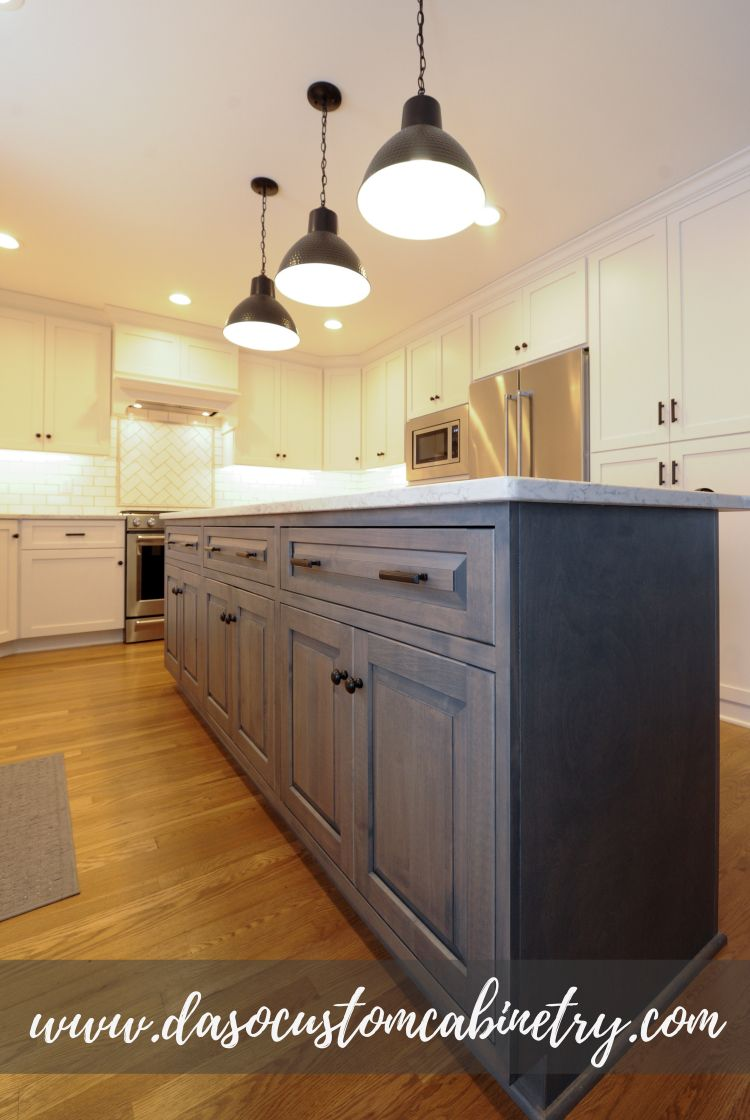 daso custom cabinetry will help you create your dream kitchen with everything from custom cabinets to countertops to professional appliances