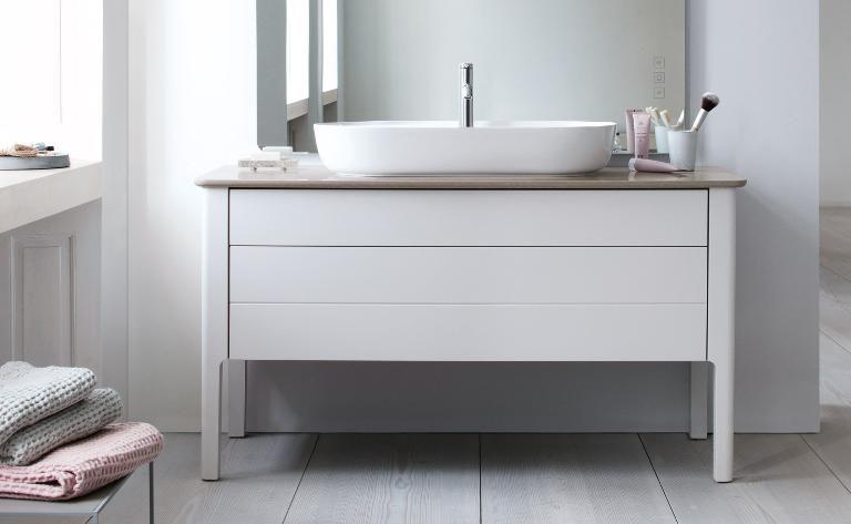 Duravit Luv: Badmöbel, WCs und mehr im dänischen Design   Duravit
