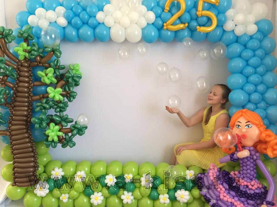 Pin by Tiffany Doolittle on Kids parties Pinterest Balloon