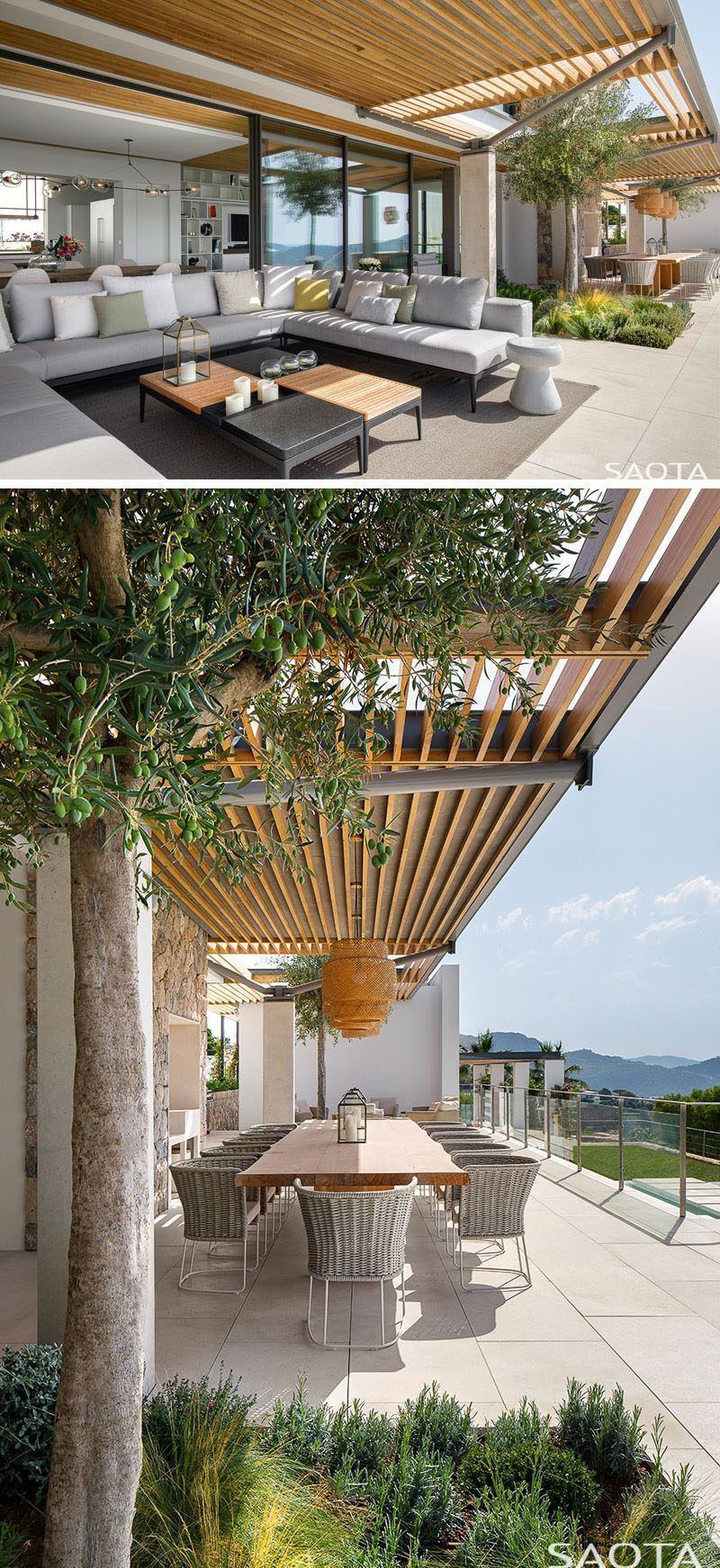 SAOTA Have Recently pleted Their First House In Mallorca Spain