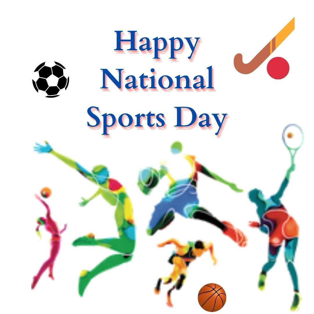 Indian National Sports Day 2020 N4AP in 2020 National