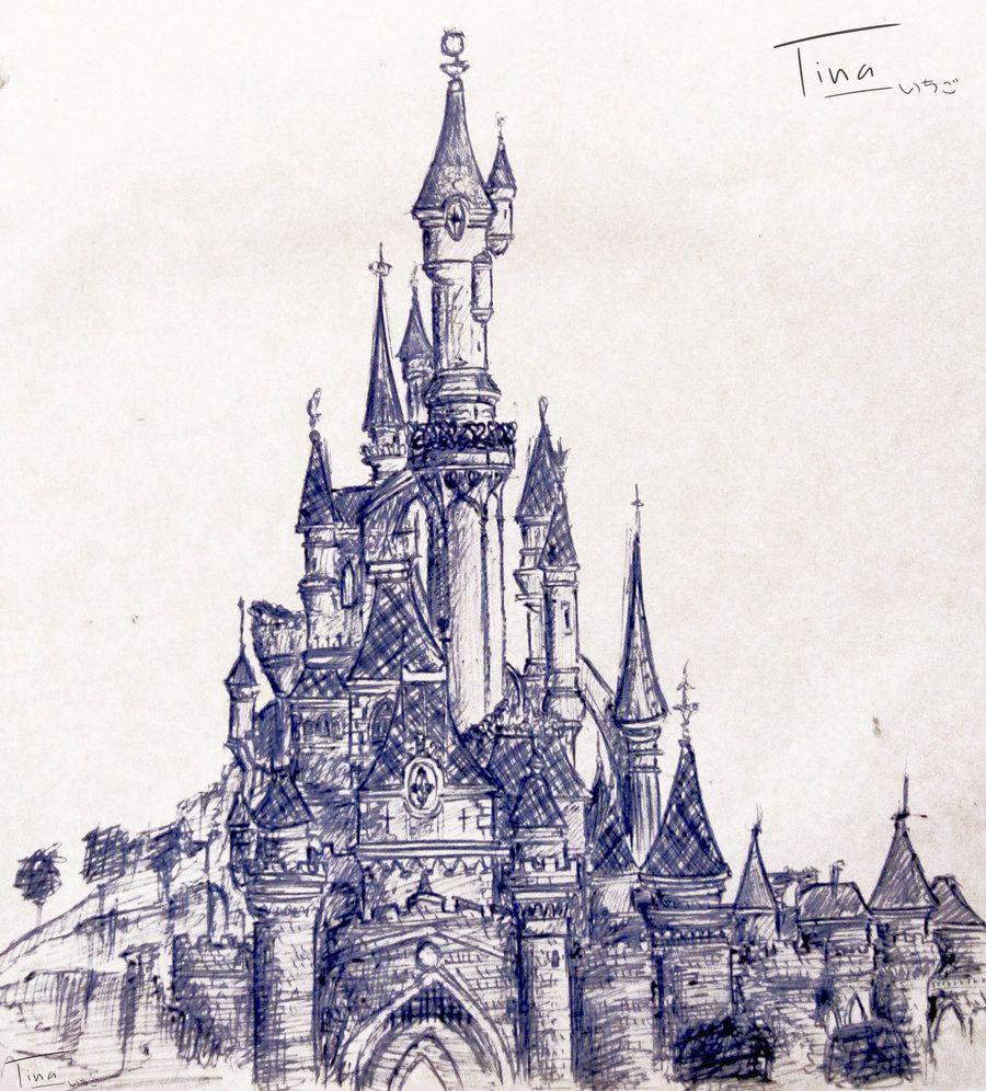 Disneyland Paris Sleeping Beauty S Castle Disney Disegni