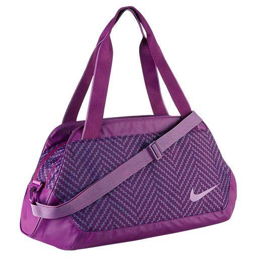 80b97989e36bb Nike C72 Legend 2.0 Medium Duffel Bag | FinishLine.com | Bright  Grape/Violet Shade