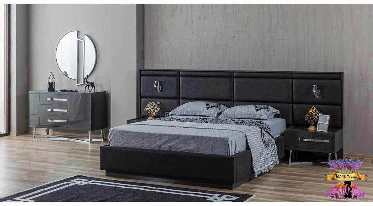 احدث كتالوج صور غرف نوم 2021 Bedroom Designs Bed Furniture Design Bedroom Furniture Design Bedroom Bed Design