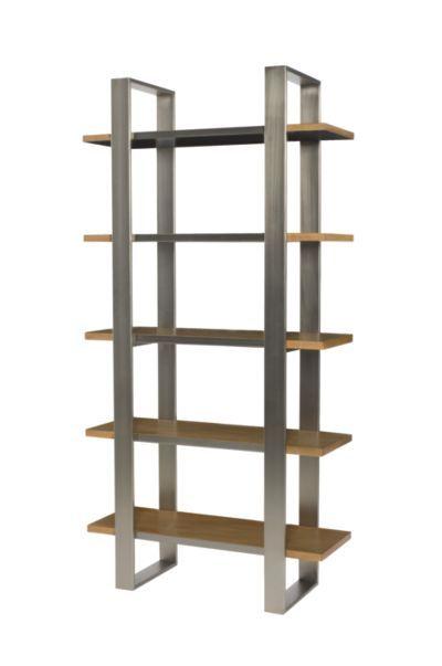 Flat Iron Bookcase - Official La-Z-Boy Website