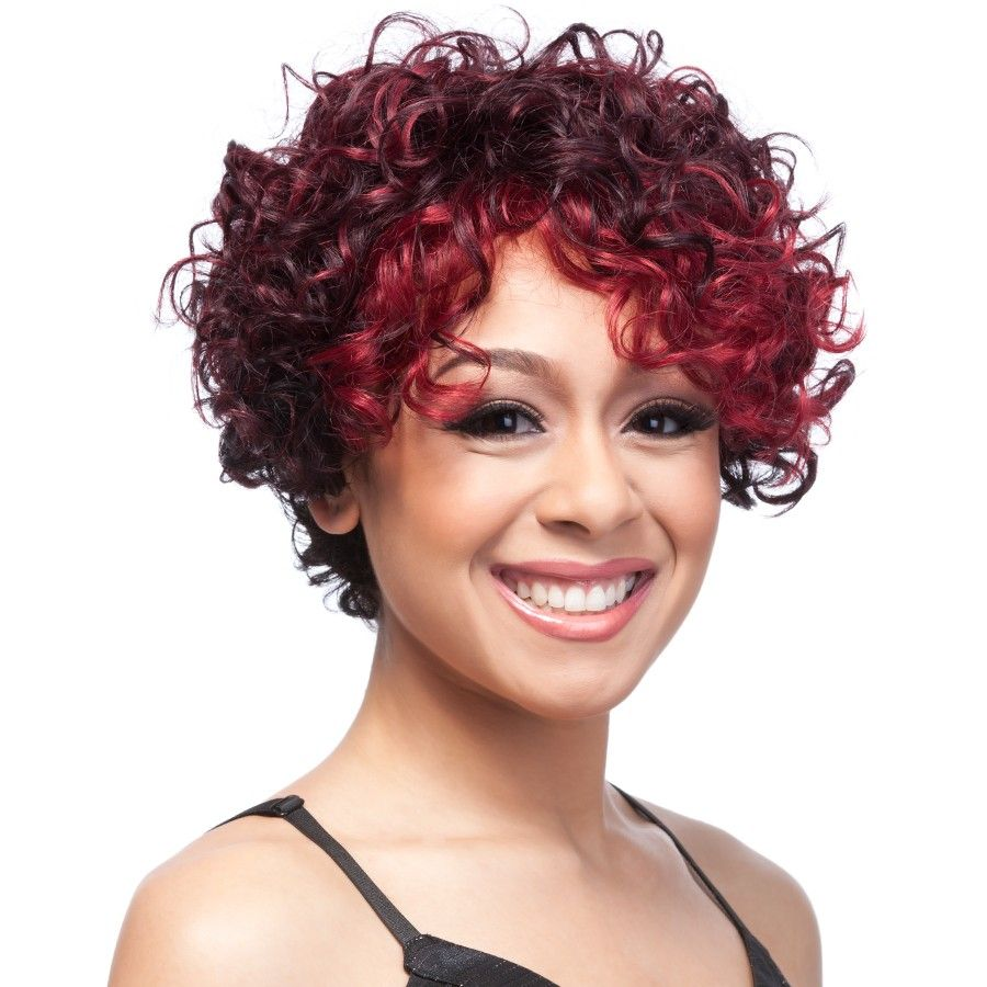 Pin on short curly wigs for black women