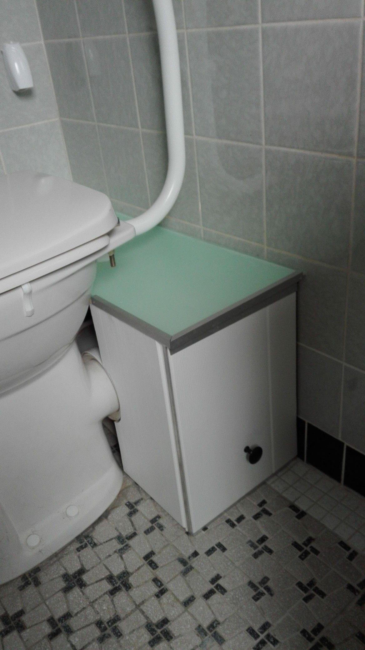 Abflussrohr Verkleiden Mit Putzmittelfach Rohre Verkleiden Badezimmer Rohre