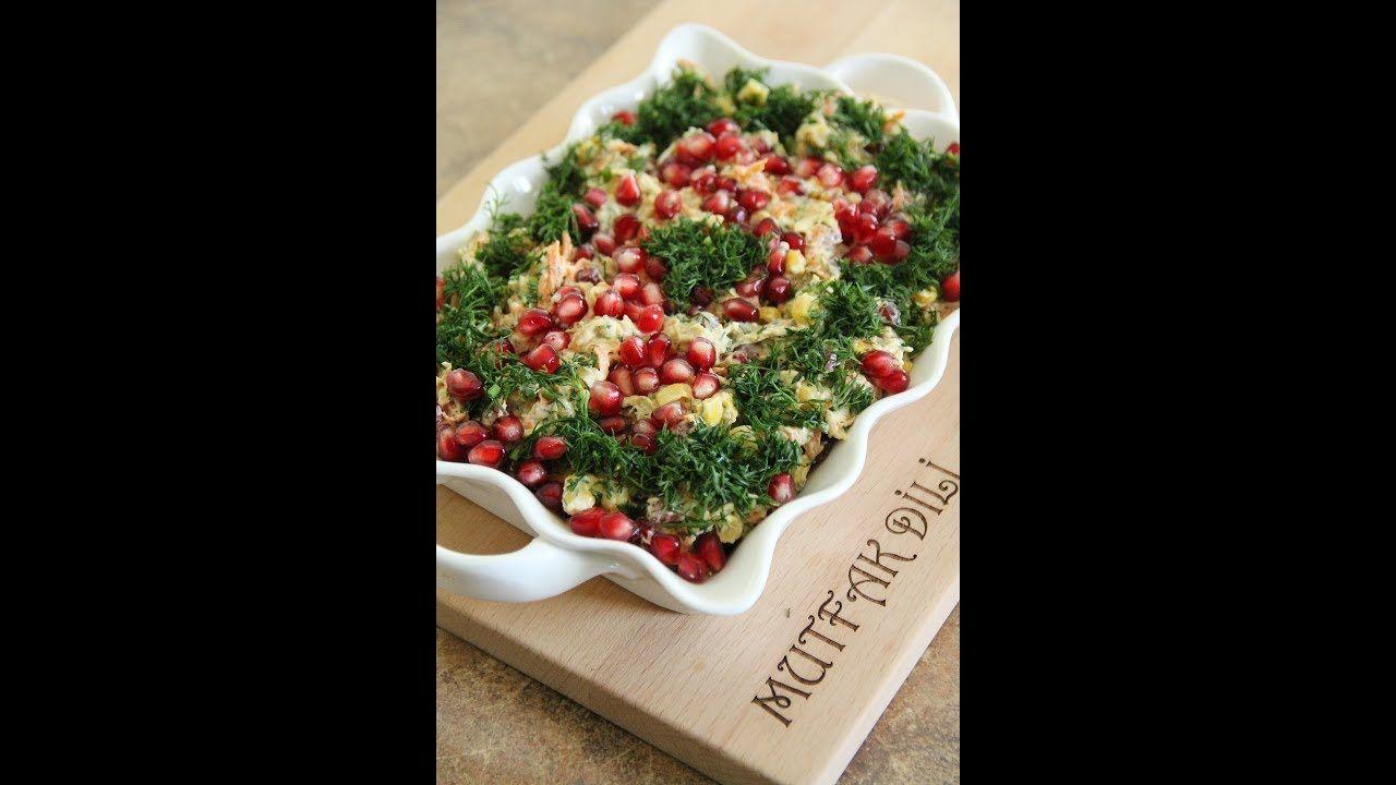 Narlı Kinoa Salatası
